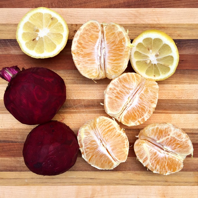 Beet Juice Smoothie - a light, refreshing and citrusy twist on beet juice, this drink is a great way to start your day.