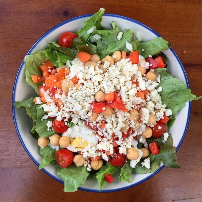 Hodge Podge Salad