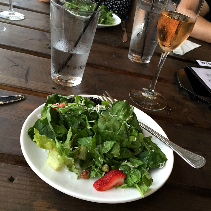 Summer Salad at Humble