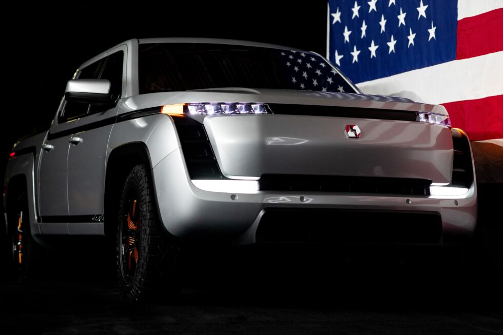 Meet the Lordstown Endurance, a new $52,500 electric work truck