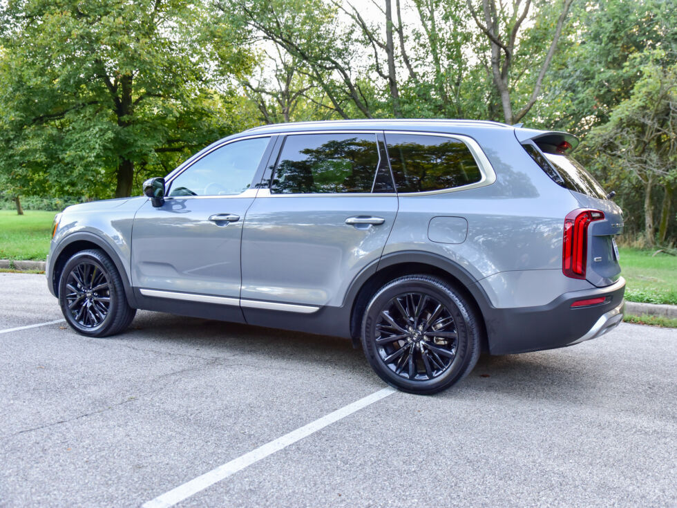 The Kia Telluride is the most surprising SUV of the year