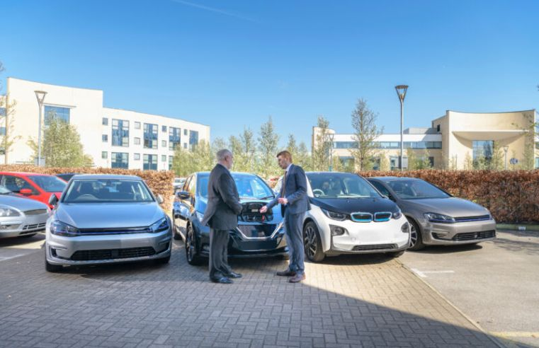 This Ohio city's plan to get more people to buy electric cars worked