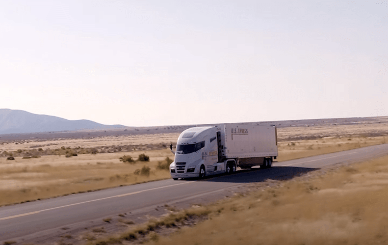 Nikola founder bought truck designs from third party