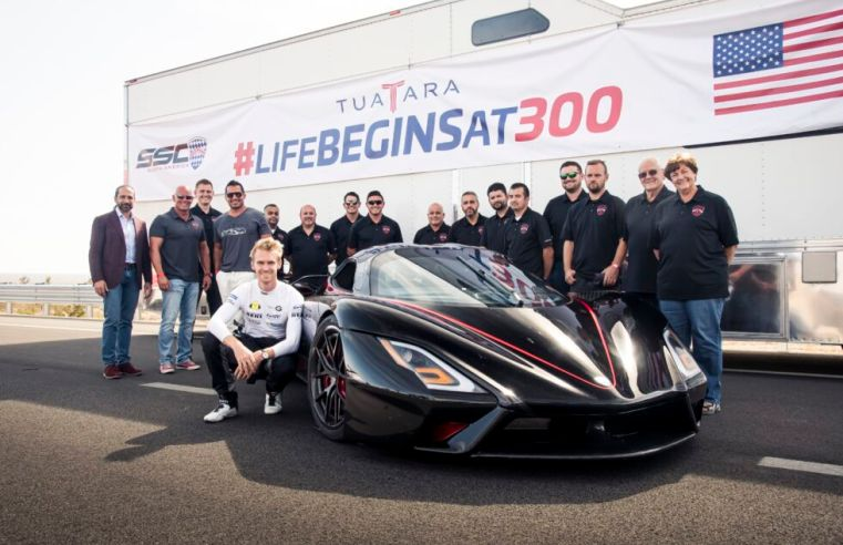 SSC takes Bugatti's crown with a new 316mph production car speed record