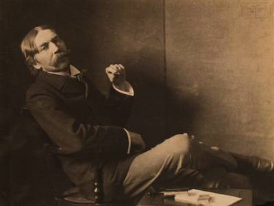 "Happy Birthday, Thorstein Veblen, who coined the term ""conspicuous consumption"""