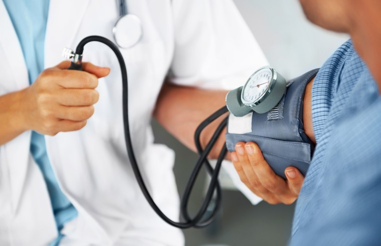 Blood Pressure Often Differs Widely Between Arms
