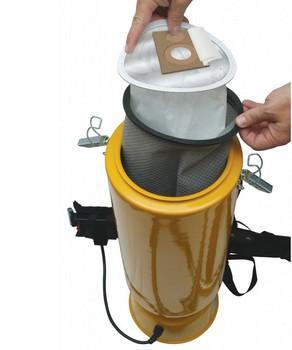 Dustless Technologies HEPA Backpack Vacuum