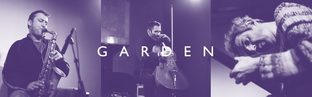 Gapplegate Music Review – Bruno Parrinha | Luis Lopes | Ricardo Jacinto – Garden