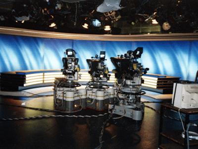 PICTURED: Studio N1, BBC Television Centre (1994).