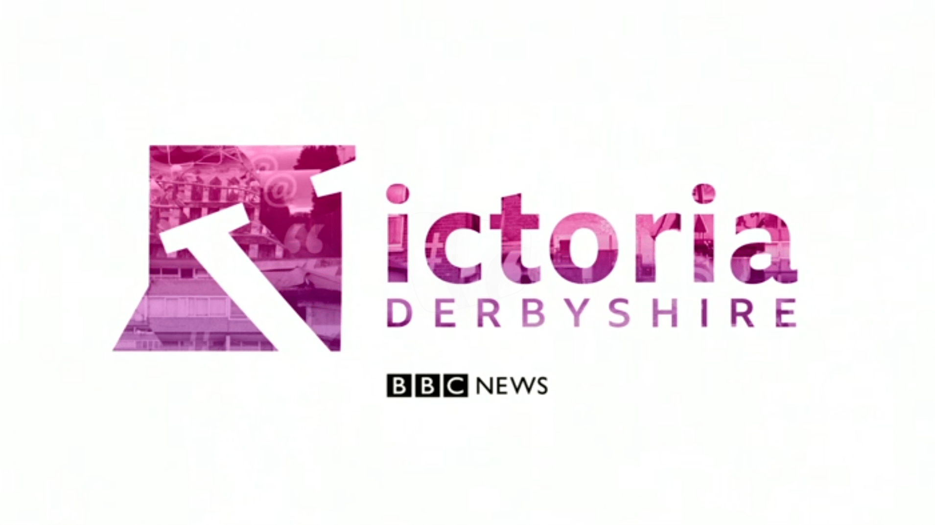 PICTURED: Victoria Derbyshire opening titles.