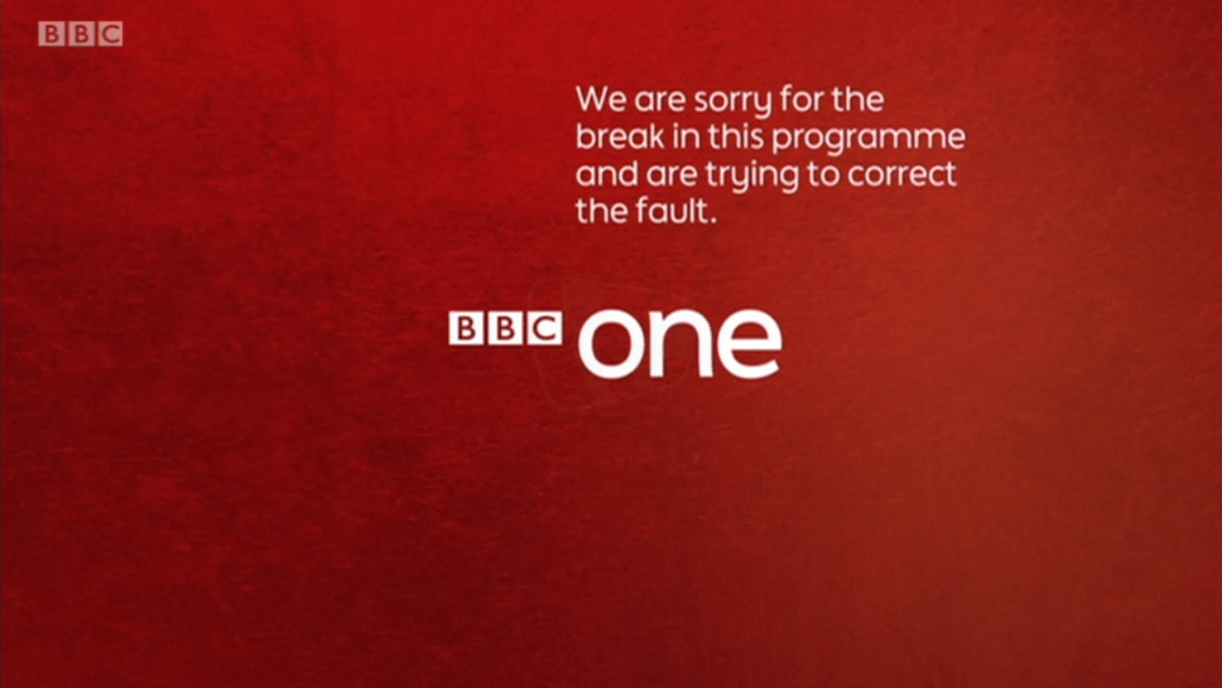 PICTURED: BBC One breakdown graphic.