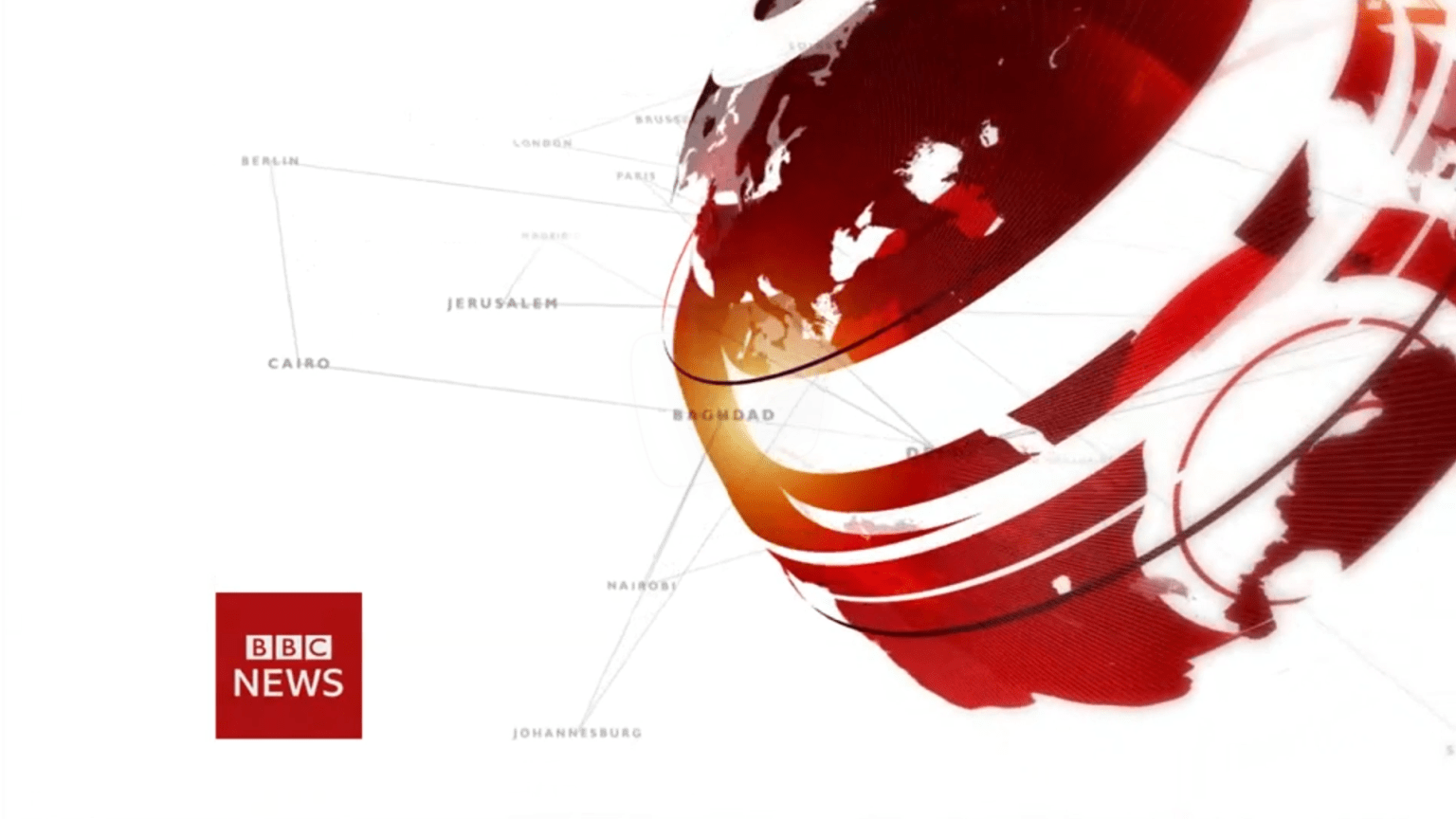 PICTURED: BBC News logo.