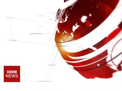 PICTURED: BBC News logo.