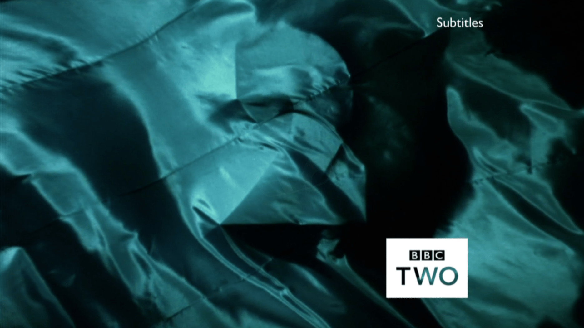 PICTURED: BBC Two ident - Silk.