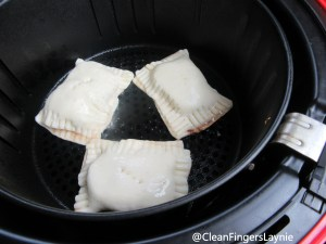 Apple Turnovers in the Air Fryer