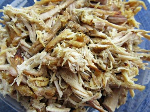 Crisped Easy Pork Carnitas Prepped