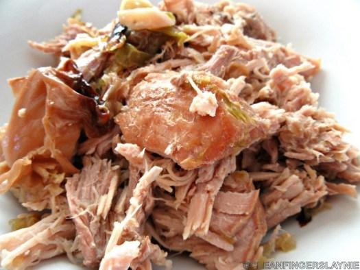 Slow Cooker Kalua Pork Close Up