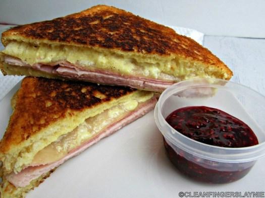 Grilled Monte Cristo Sandwich