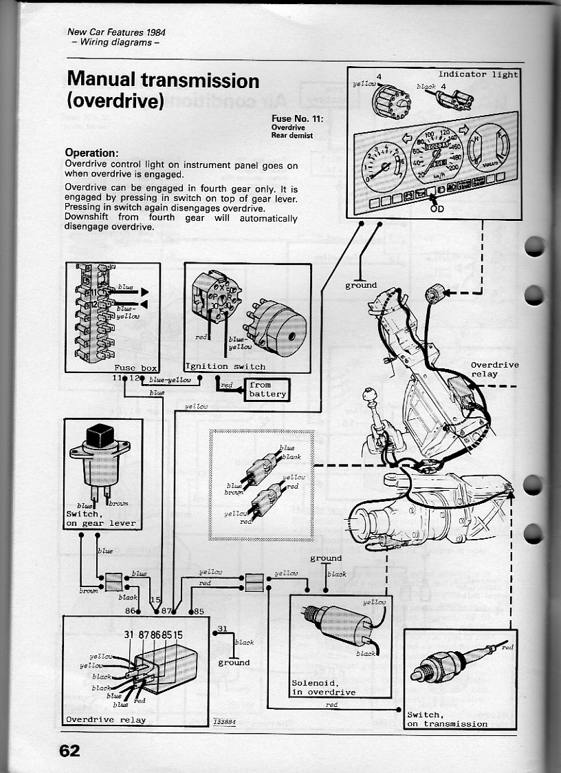 1993 volvo 240 wiring diagrams 2003 ford f150 xlt radio diagram m46 free for you overdrive 24 images 1991 1990