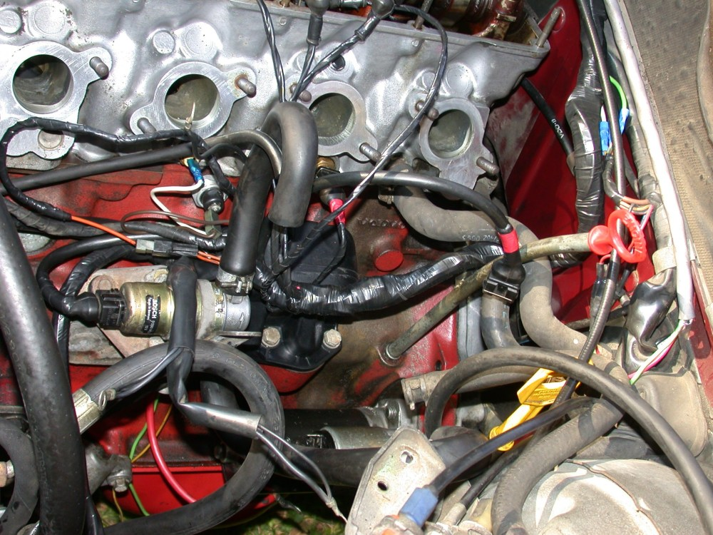 medium resolution of volvo 240 alternator wiring wiring library rh 62 akszer eu volvo penta wiring harness diagram volvo 240 wiring harness routing