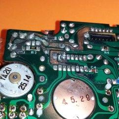 1993 Volvo 940 Wiring Diagram Stearns Brake Coil Notes On 740 Speedometers Repair