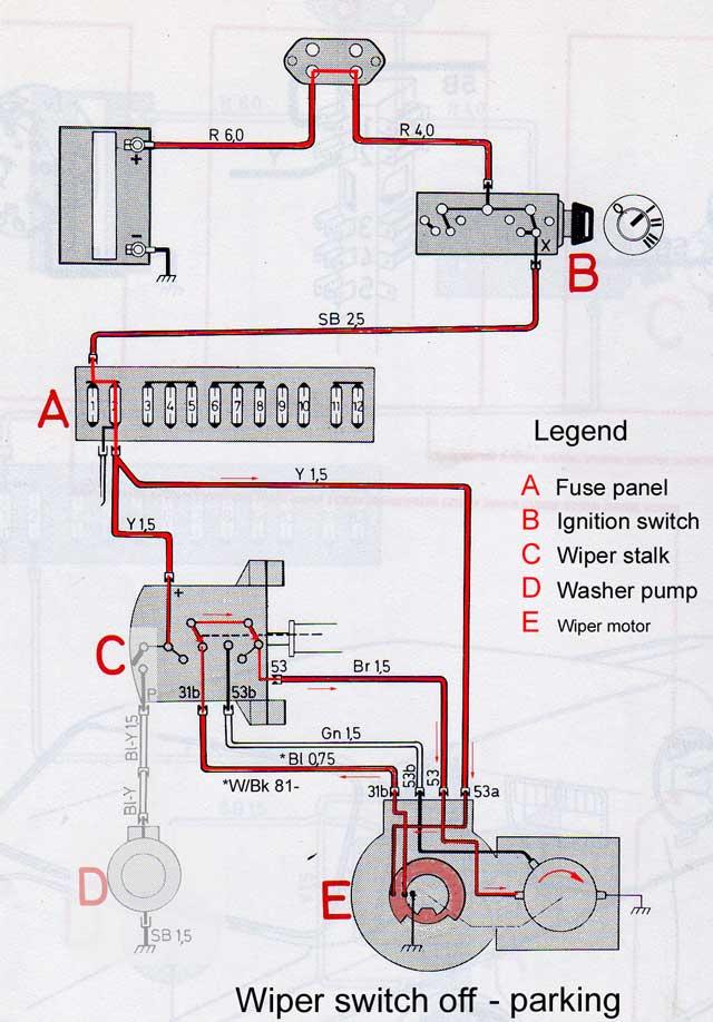 Caravan Water Pump Wiring Diagram Notes On 240 Volvo Windscreen Wipers