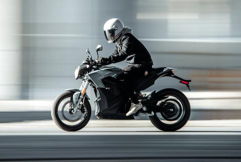 No motocicletas eléctricas