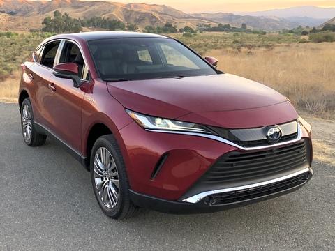 Toyota Venza Híbrido