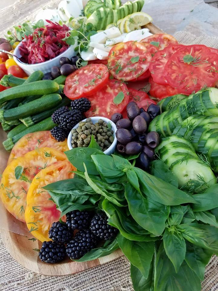 Vegetable Recipes Summer