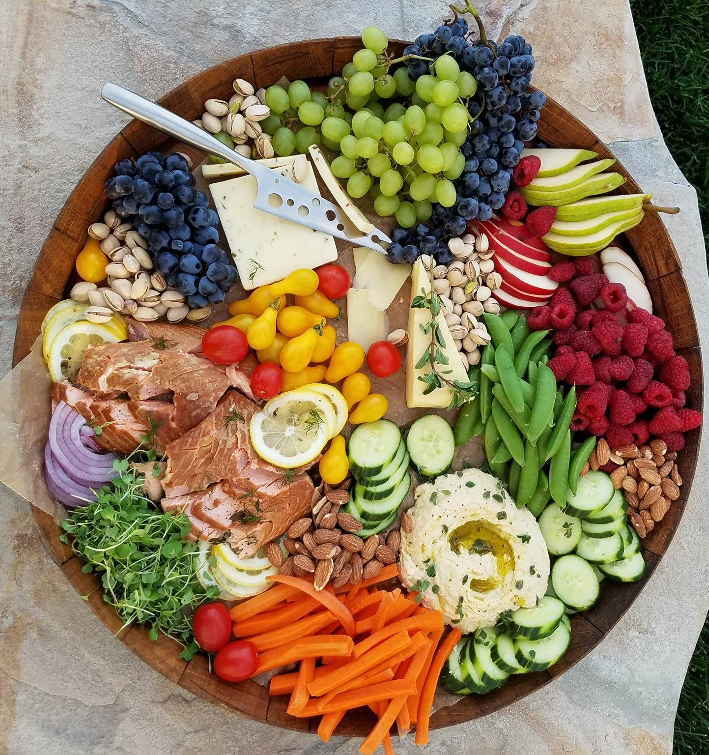 Party Platter Clean Food Crush