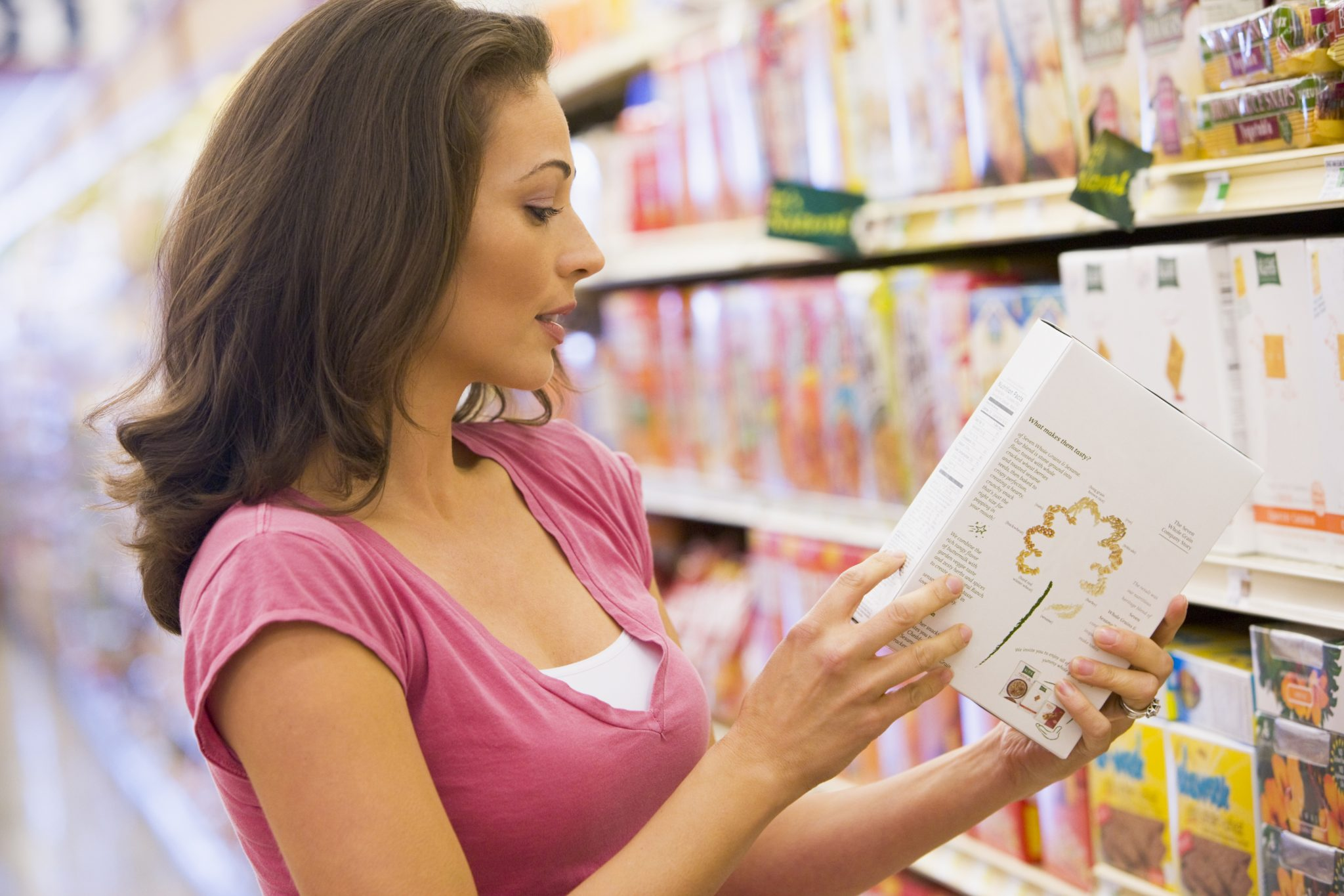 Your Clean Eating Guide To Reading Food Labels At The