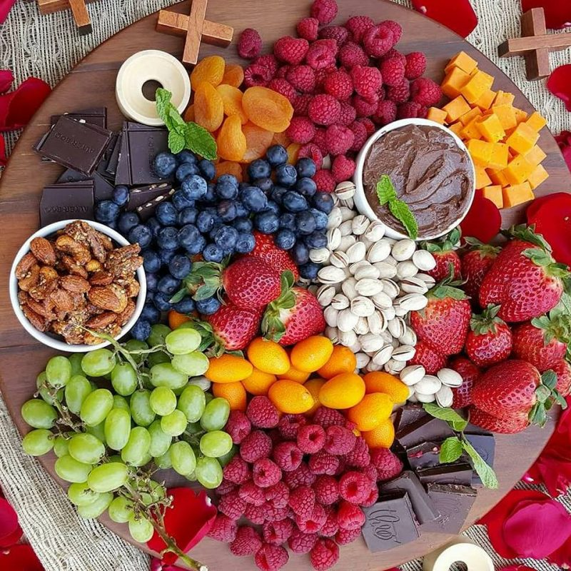Cozy Up With This Clean Eating Fruit Amp Cheese Platter And
