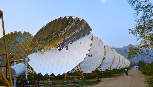 Mt.Abu Concentrated Solar