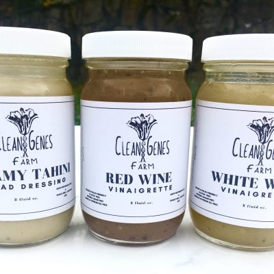 Clean Genes Farm Salad Dressing
