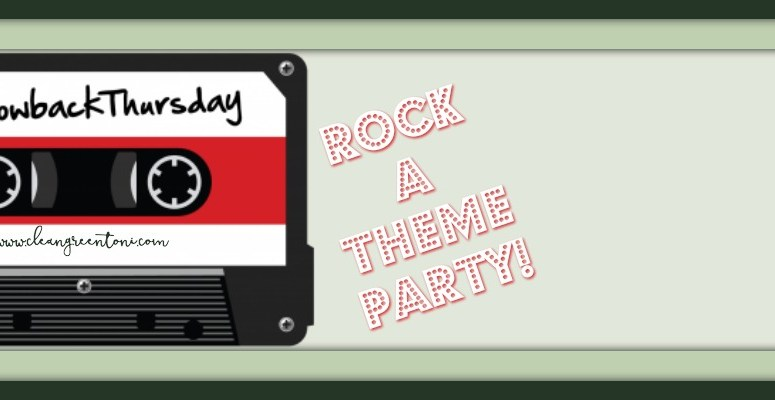 You Should Totally Do a Theme Party