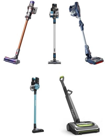 Best Cordless Vacuum Cleaner UK Definitive Guide For 2019