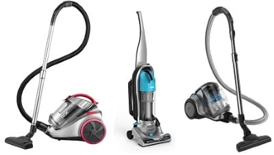 Best Budget Vacuum Cleaners Under £100: Low Cost Value UK