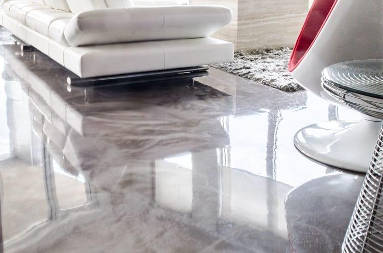 duration of epoxy floor