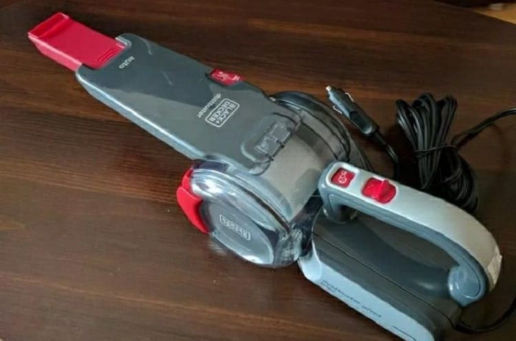 A Small Lightweight Vacuum Cleaner