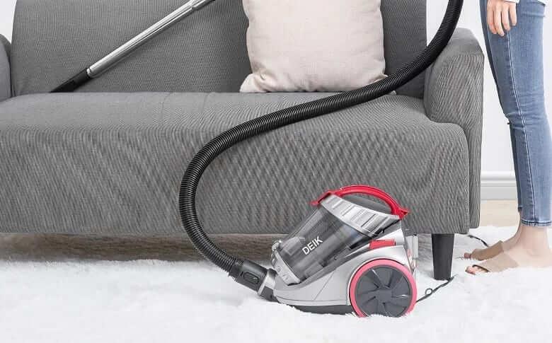 Deik Cylinder Vacuum Cleaner