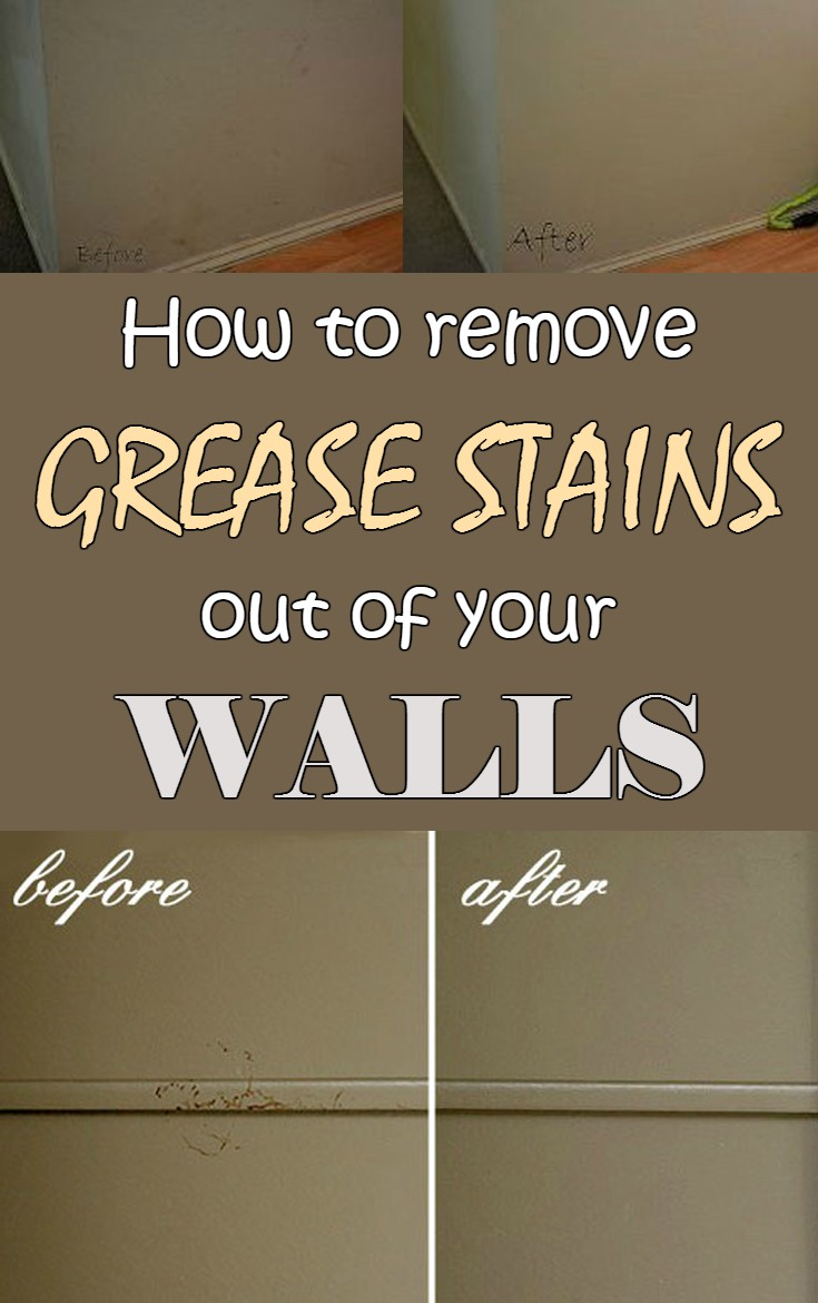 how to clean grease from kitchen cabinets appliance consumer reviews remove stains out of your walls - cleaning ...
