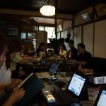 特別ゲスト講師に藤村正宏さんを招いての第6回・新潟ソーシャルメディア道場セミナー合宿2話目