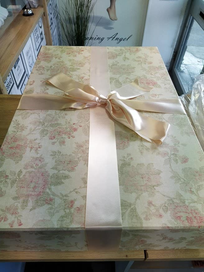 Wedding Dress Bespoke Box