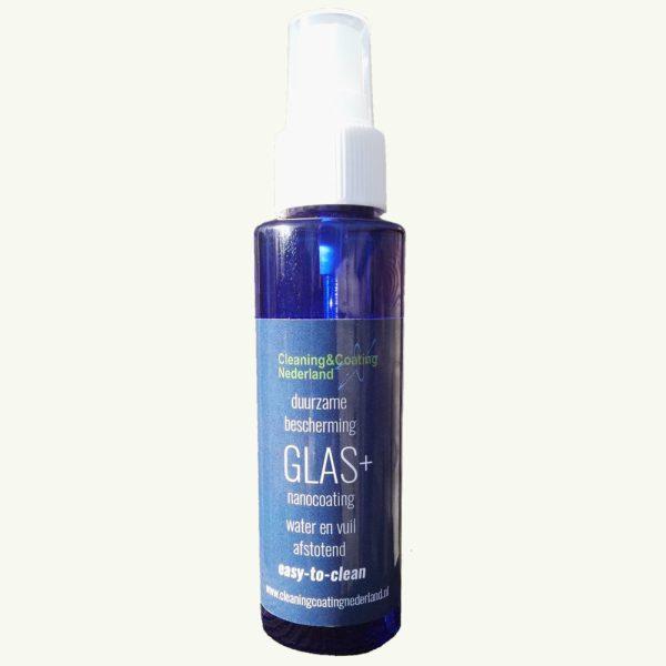 nanocoating glas+100ml voor autoruiten