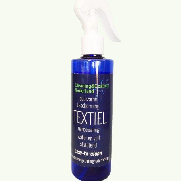 nanocoating textiel 500ml perfecte bescherming tegen vlekken