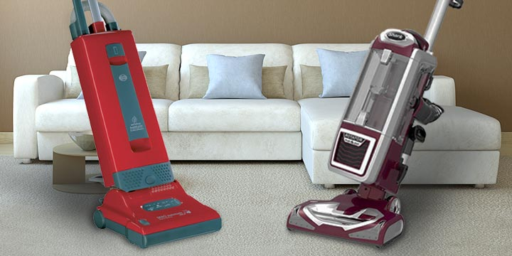 bagged vs bagless vacuum cleaner