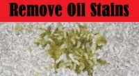 How to remove oil stains from carpet | Cleaning Service Tips