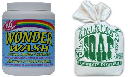 Charlie's Soap VS Wonder Wash – They Are NOT the Same