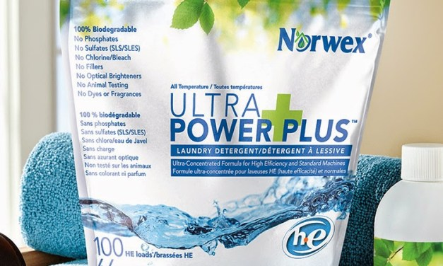 Norwex Ultra Power Plus Laundry Detergent – Can I use it with Cloth Diapers?