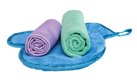 Silver in Microfiber Cloths: 5 Things You Should Know About Norwex BacLock Microfiber